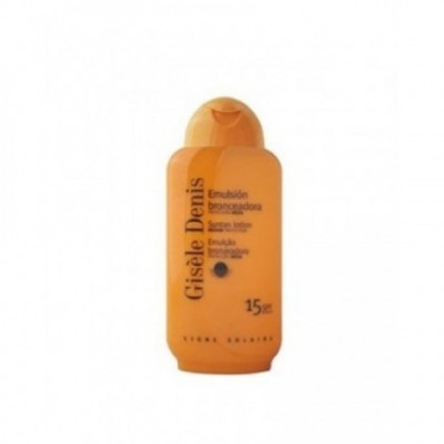Gisele Denis Bronzer Emulsion SPF15 200ml