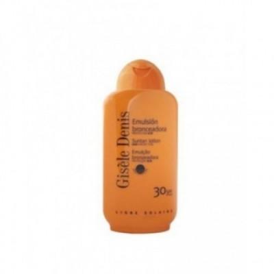 Gisele Denis Bronzer Emulsion SPF30 200ml
