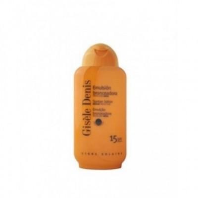 Gisele Denis Bronzer Emulsion SPF15 400ml
