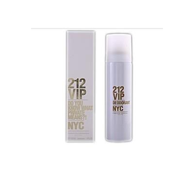 Carolina Herrera 212 Vip Women Deodorant Spray 150ml