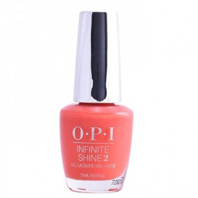 Opi Infinite Shine2 Nail Polish A Red-Vival City 15ml