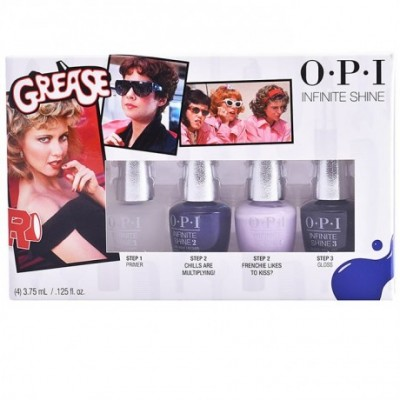 Opi Infinite Shine2 Nail Polish Grease Collection Fiftset...