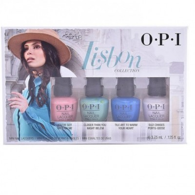 Opi Infinite Shine2 Nail Polish Lisbom Collection Giftset...