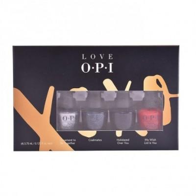 Opi Nail Lacquer Love Xoxo Giftset 4x3.75ml