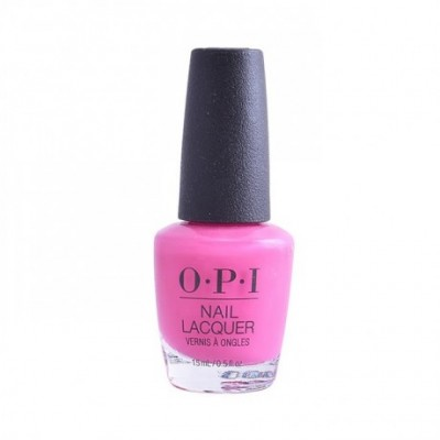 Opi Nail Lacquer No Turning Back From Pink Street 15ml