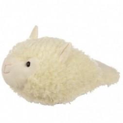 Maxi Slipper Foot Warmer - Cream Alpaca
