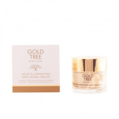 Gold Tree Barcelona Gold Illuminating Anti Aging Cream 50ml