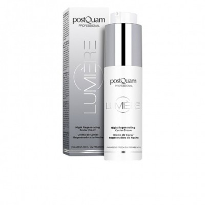 Postquam Lumière Regenerating Night Cream Caviar 50ml
