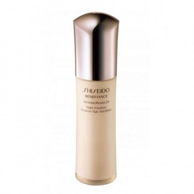 Shiseido Benefiance Wrinkle Resist 24 Night Emulsion 75ml
