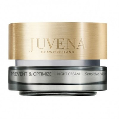 Juvena Prevent And Optimize Night Cream Sensitive Skin 50ml