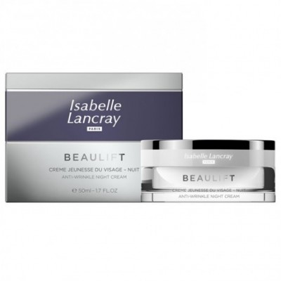 Isabelle Lancray Beaulift Anti Wrinkle Night Cream 50ml