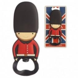 Bottle Opener - London Guardsman