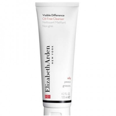 Elizabeth Arden Visible Difference Oil Free Cleanser 125ml