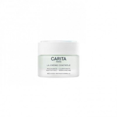 Carita Ideal Controle Powder Emulsion Combination to Oily...
