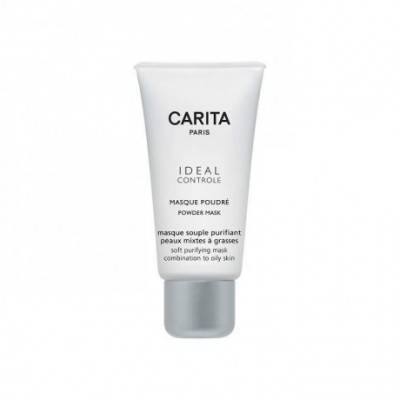 Carita Ideal Controle Powder Mask Combination to Oily...