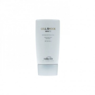 Cell Shock White Invisible Bi-Phase Veil Spf50 65ml