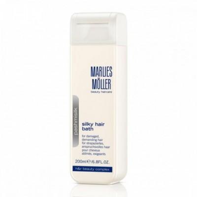 Marlies Moller Pashmisilk Silky Hair Bath Shampoo 200ml