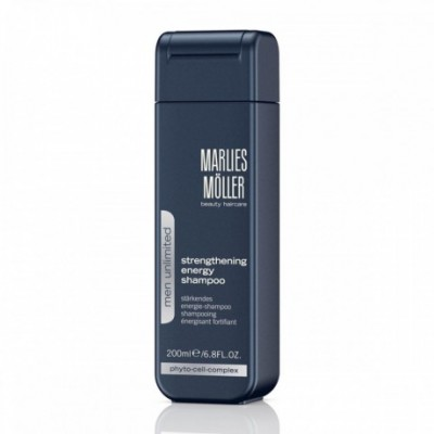 Marlies Moller Men Unlimited Strengthening Energy Shampoo...