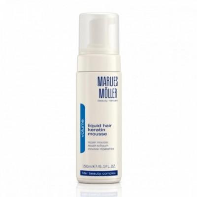 Marlies Moller Volume Liquid Hair Keratin Mousse 150ml