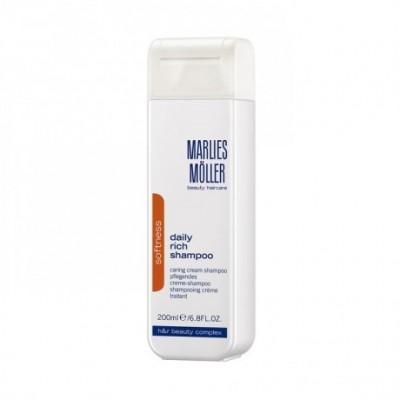 Marlies Moller Softness Daily Rich Shampoo 200ml