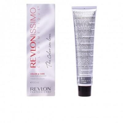 Revlon Revlonissimo Color Care Nmt 8.1 Blond Light Ash