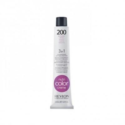 Revlon Nutri Color Creme Ammonia Free 200 Violet