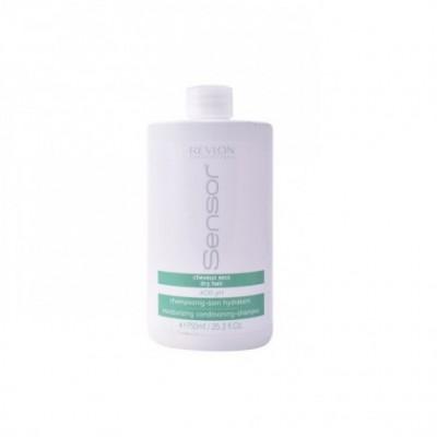 Revlon Sensor Moisturizing Shampoo Dry Hair 750ml