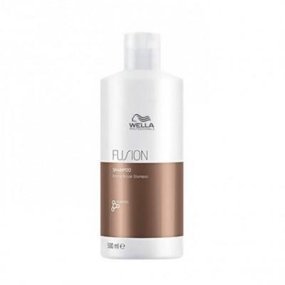 Wella Fusion Intense Repair Shampoo 500ml