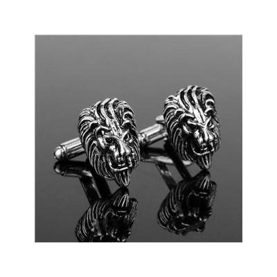 Lion Head Cufflinks