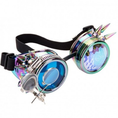 Steampunk Goth Goggles