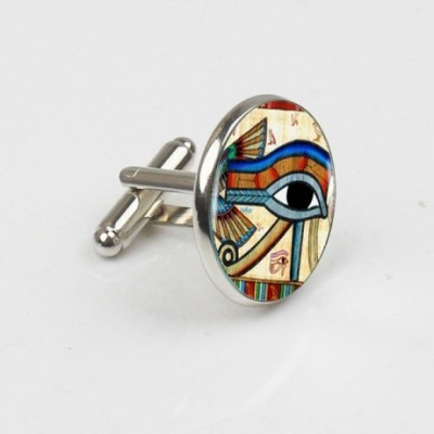 Eye of Horus Cufflinks