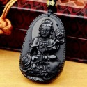 Kwan Yin Amulet Necklace