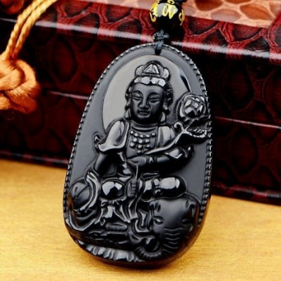 Kwan Yin Amulet Necklace