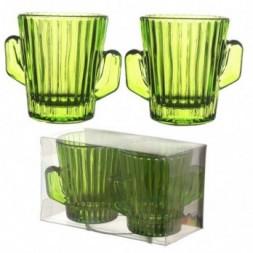 Cactus  Shot Glassese