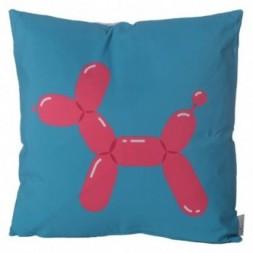 Cushion with Insert - Balloon Animal Dog