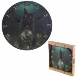 Rise of the Witches Wall Clock