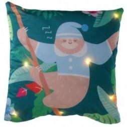 LED Cushion - Sleepy Sloth