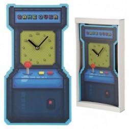 Retro Arcade Game Wall Clock