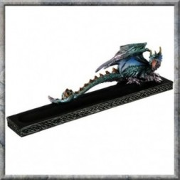 Guardian Dragon Incense Holder