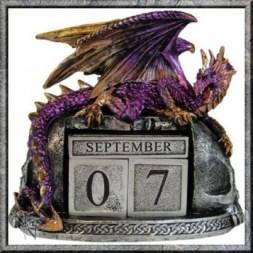 Nightwynd Dragon Calendar