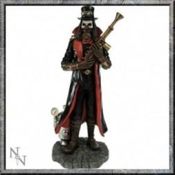 Steampunk Grim Reaper Figurine