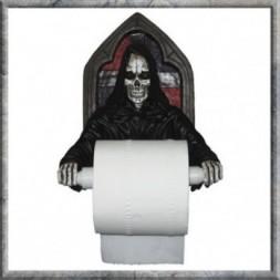 Grim Reaper Toilet Roll Holder