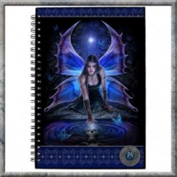 Immortal Flight  Gothic Fairy Journal