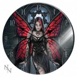 Aracnafaria Fairy Clock