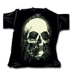 The Absinthians Goth T Shirt - Large