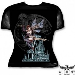 For Fairy Queen and  Country Goth T Shirt