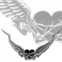 Black Romance Pendant