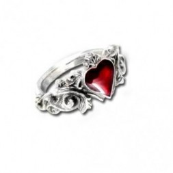 Betrothal  Rococo Ring