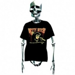 Betty Bitch Goth T Shirt