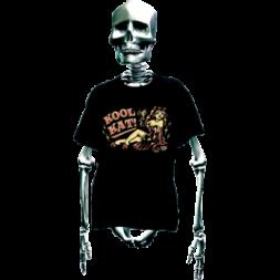 Kool Kat Goth T Shirt